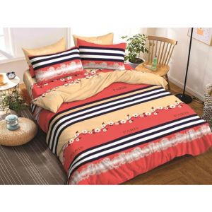 AB Décor Cotton Double Bed Sheet Set SHOP-ABD-BSP-39