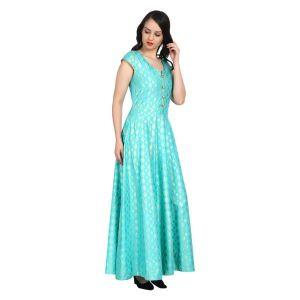 Long Gown Style Kurti SHP-JNF-LG01