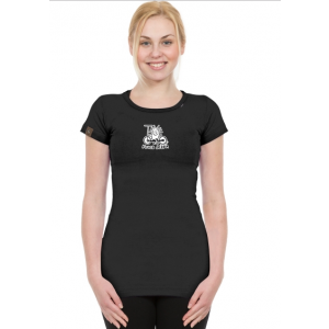 TENDON Tendon UAX T-shirt, Women, Large, Black
