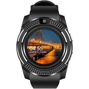 V8 Smartwatch Black