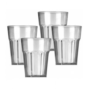Vango Tumblers clear set of 4
