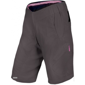ENDURA Wms Hummvee Shorts Grey