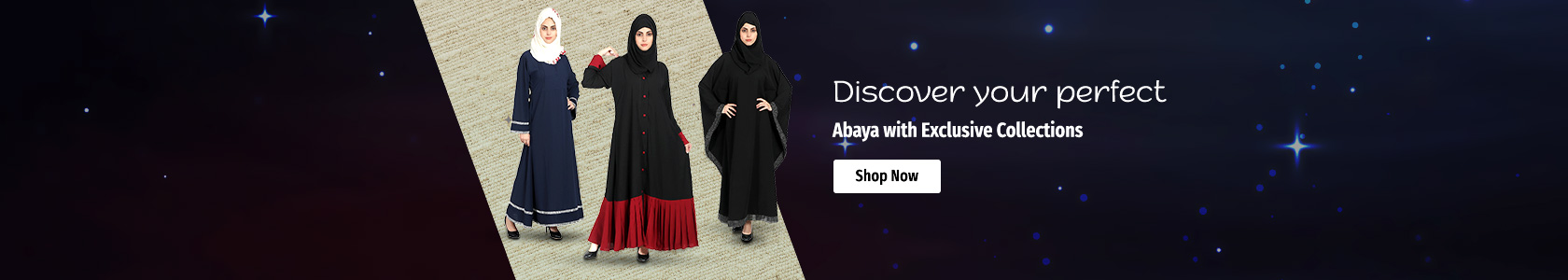 Abaya Collection