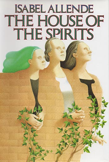 a summary of the house of spirits by isabel allende It is obvious that isabel allende's novel about chile, the house of the spirits, has  something about it that appeals to women readers: but i.