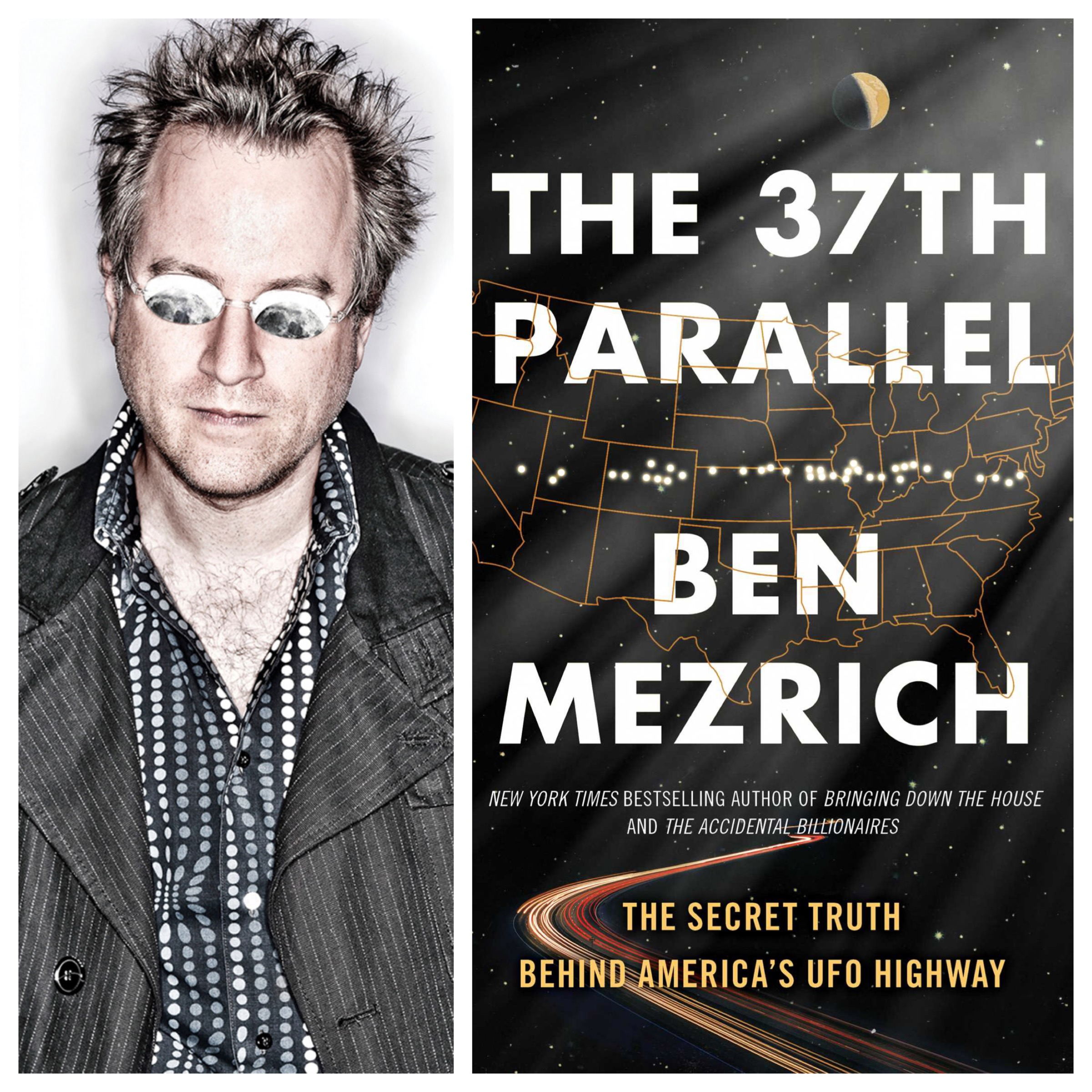 Itf Auxiliary 12 The 37th Parallel With Ben Mezrich Into The Fray