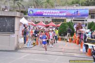 2012 穿過穹蒼陽明山超級馬拉松越野挑戰賽