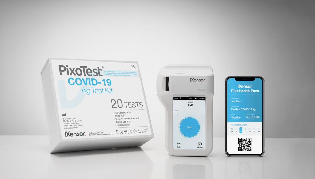 iXensor_PixoTest_COVID-19_Ag_Test