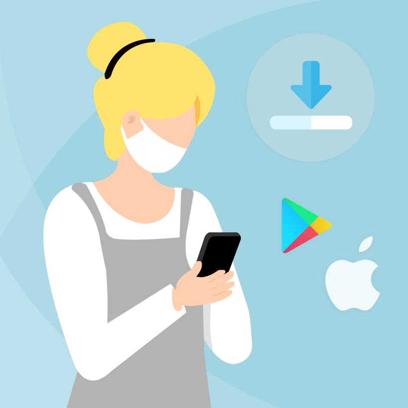 Download the PixoHealth Pass app