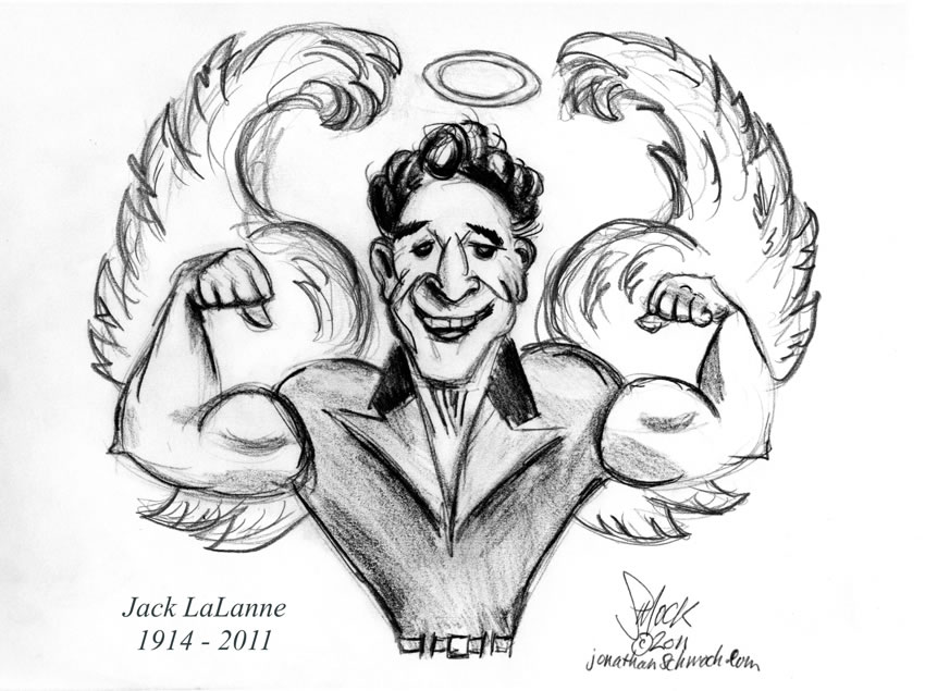 Jack LaLanne 1914-2011