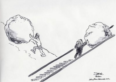 Sysiphus Escalator