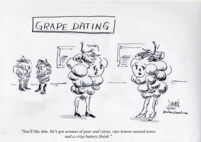 Grape Dating