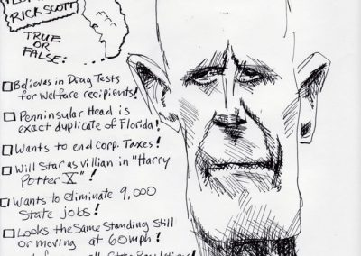 Getting to know: Rick Scott