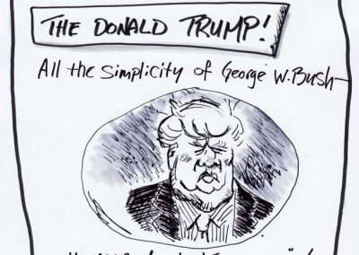 New for 2011:  The Trump