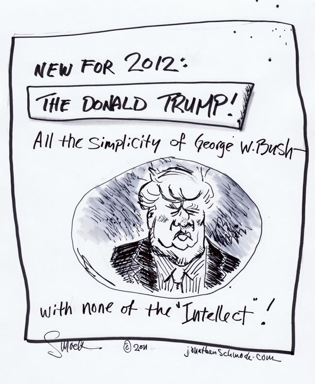 New for 2012:  The Trump