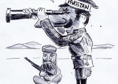 Pakistan Looking for Bin Laden