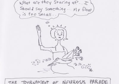 Tournament of Neurosis Parade
