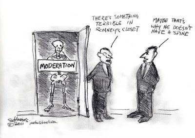 Romney Skeletons in the Closet