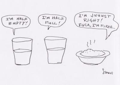 Half Empty Porridge
