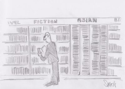 Asian Bookstore
