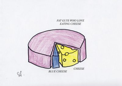 Fat Guys and Cheese