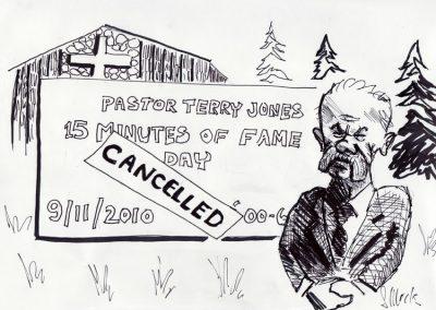 Terry Jones 15 Minutes