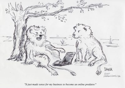 Online Predator Lions