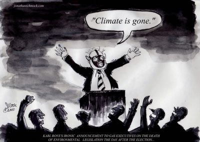 Climate is Gone