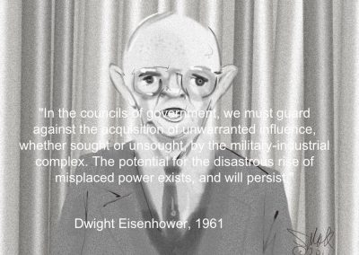 Eisenhower's Warning, 1961