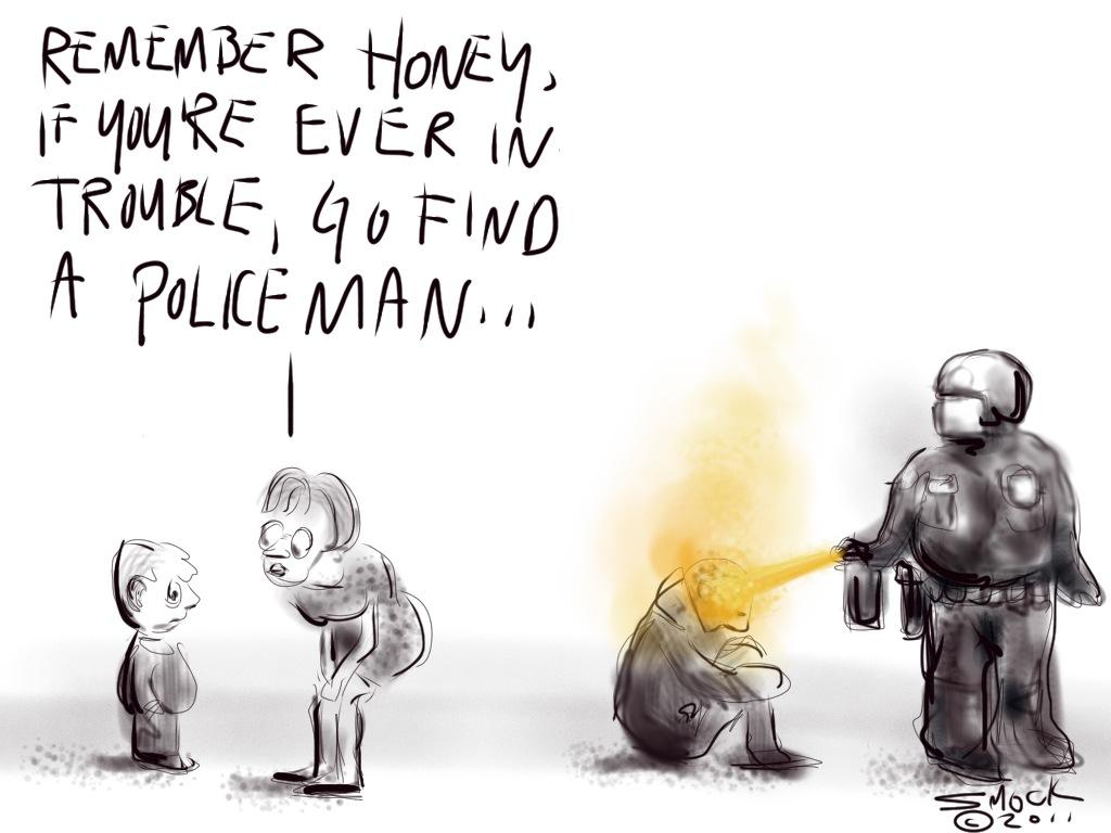 Find a Policeman