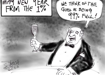 Cheers From the 1%