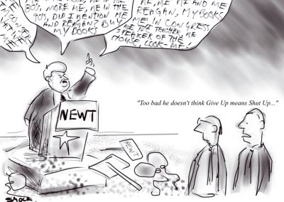 Newt... the End?
