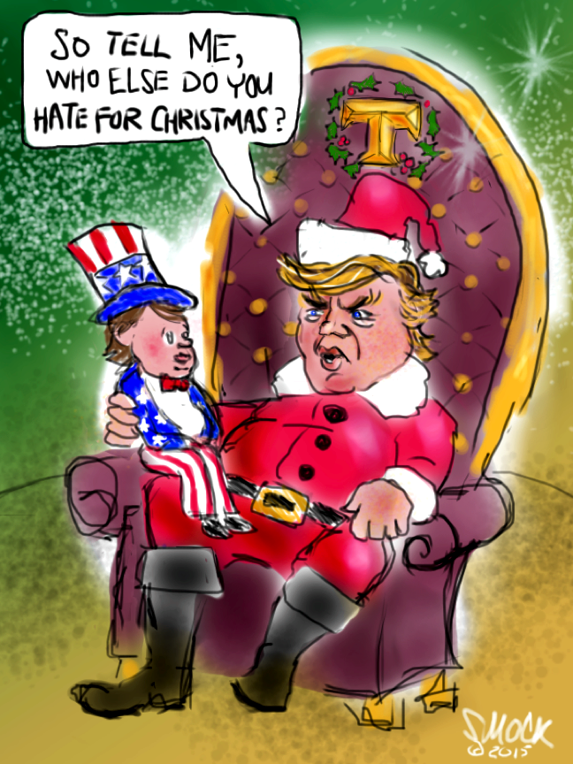 Trump Xmas1b