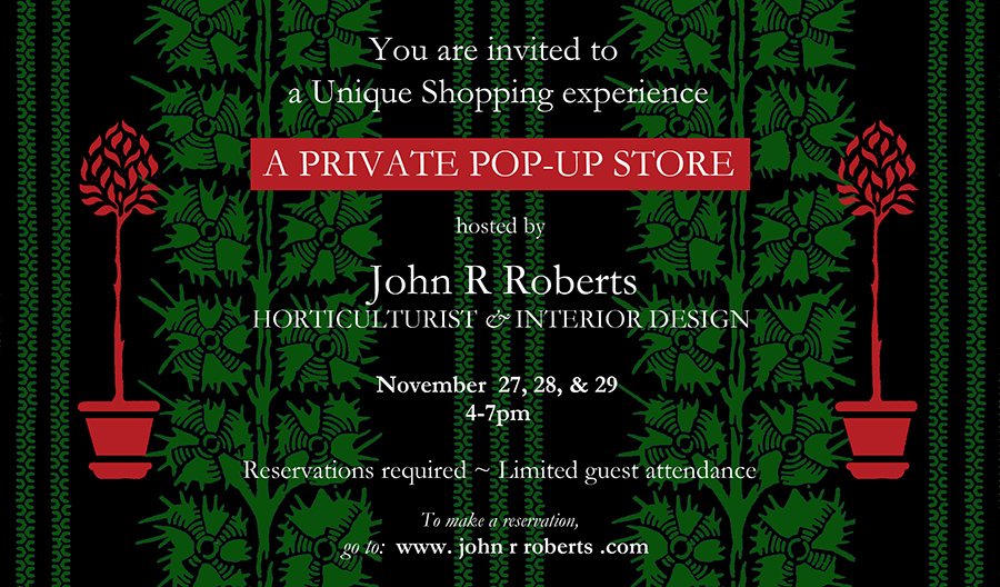 popup store reservation