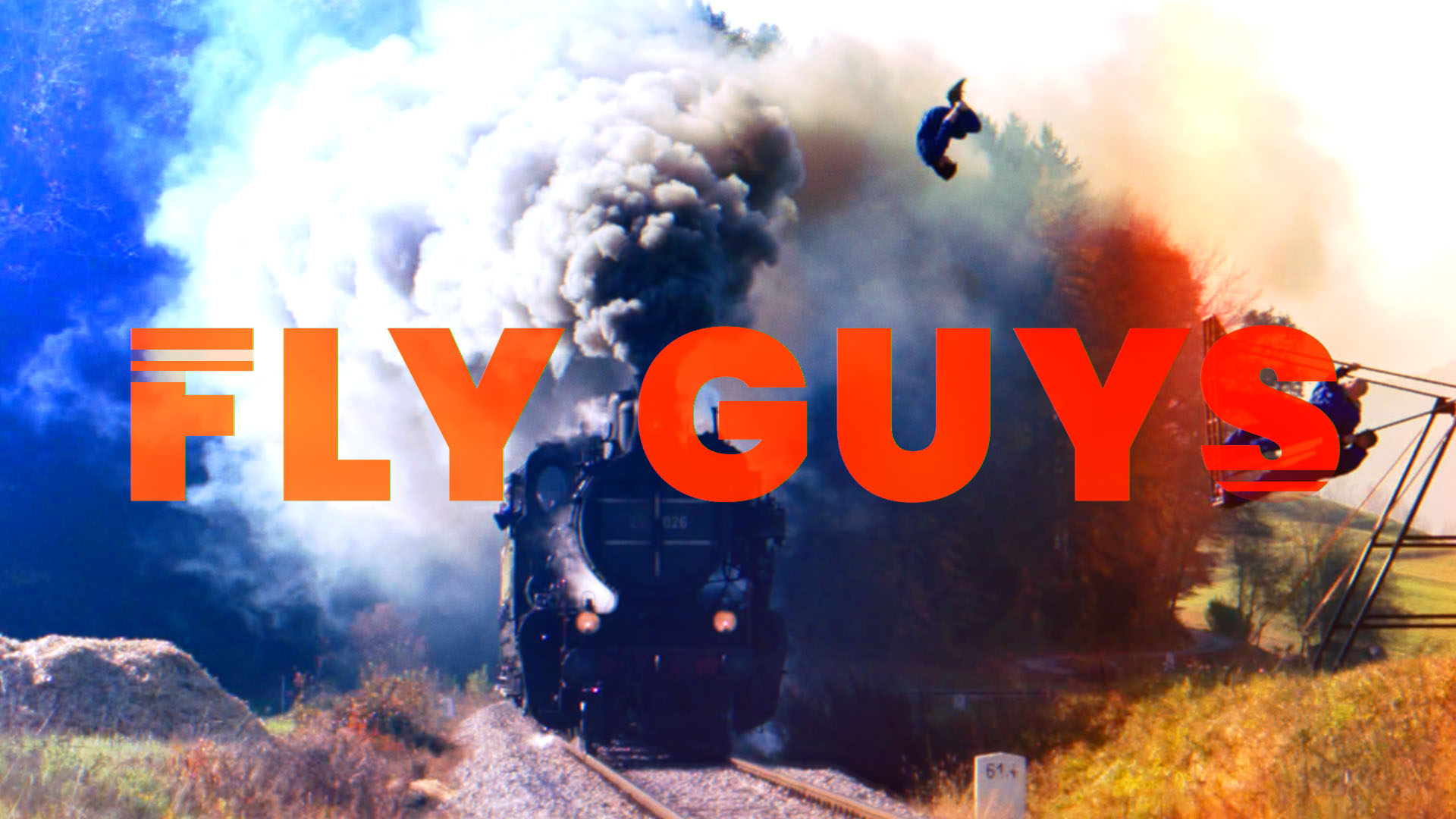 "NEW ACTION-PACKED SERIES ""FLY GUYS"" SET TO DEBUT ON FACEBOOK WATCH"