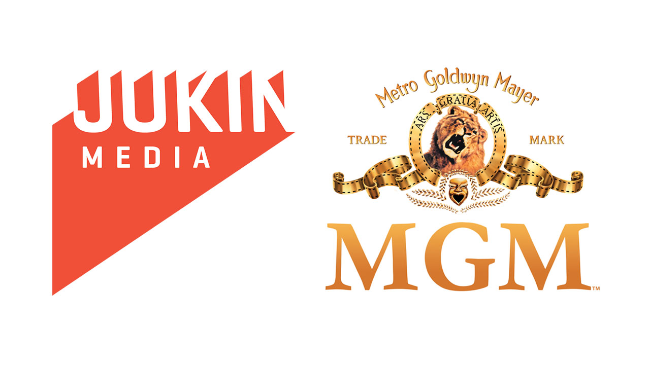 MGM Television and Jukin Media to Develop and Co-Produce Unscripted Original Series