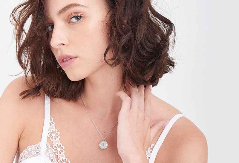 Ania Haie Coins Verginia Sun Necklace