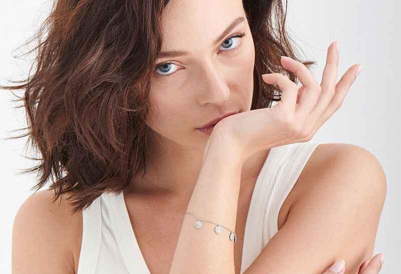 Ania Haie Coins Deus Bracelet
