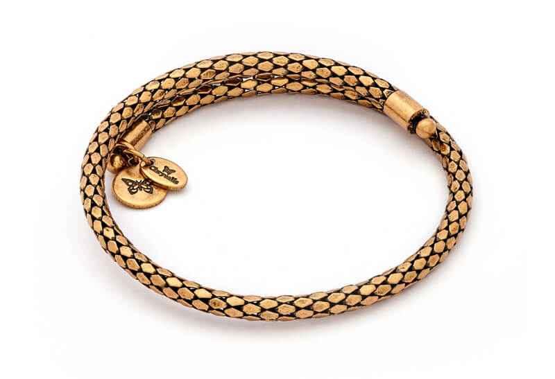 Chrysalis Chrysalis Confidence Wrap Bangle Bracelet