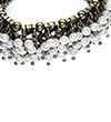 Avery and May Statement Collection Sea Of Pearls Bracelet