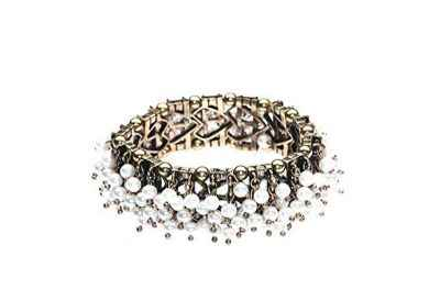Avery and May Sea Of Pearls Bracelet