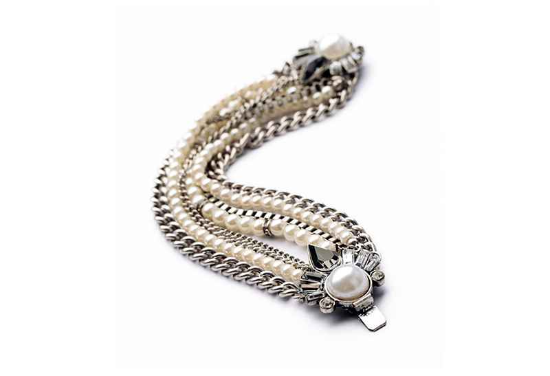 Avery and May Statement Collection Chains Of Lovely Bracelet