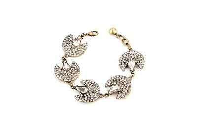 Avery and May Starlight Fan Bracelet