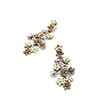 Avery and May Debutante Collection Full Bloom s Earring