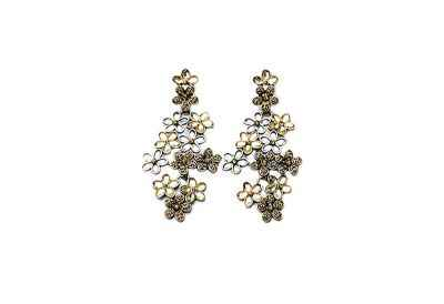 Avery and May Full Bloom Earrings