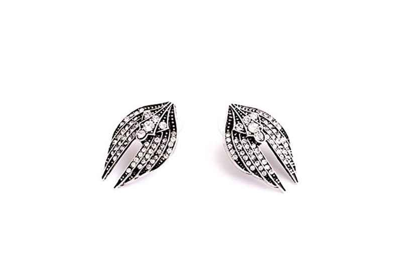 Avery and May Statement Collection Winged Dove s Earring