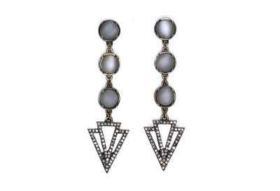 Avery and May Deco Drop Earrings