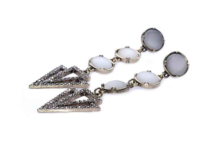 Avery and May Gatsby Deco Drop s Earring