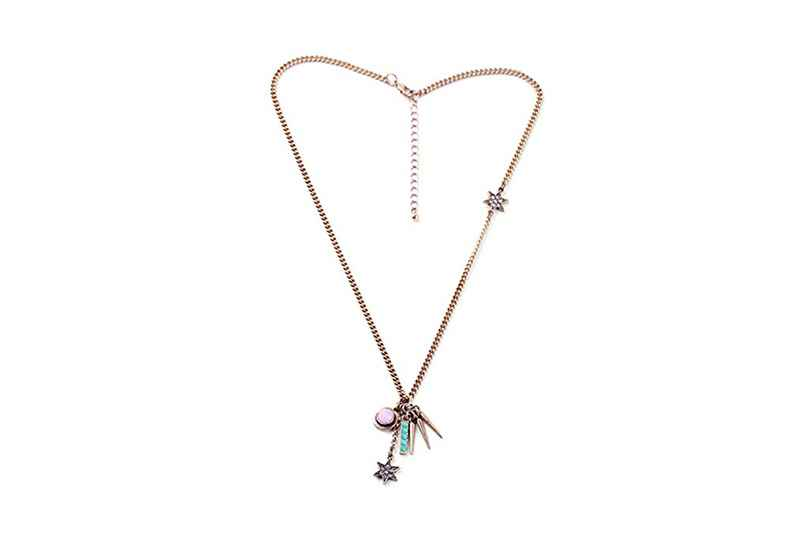 Avery and May Spiritual Warrior Collection Starlight Starbright Necklace Small Necklace