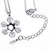 Avery and May Debutante Collection Blossom Of Love Necklace Small Necklace