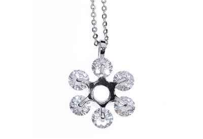 Avery and May Blossom Of Love Necklace